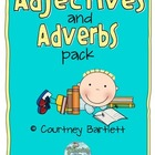 Adjectives and Adverbs pack