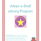 Adopt-a-Shelf Library Program Starter Kit