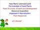 Advanced Placement (AP) Biology Review PPT: Plants, Plants