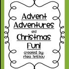 Advent Adventures