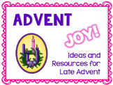 Advent Joy Resource Bundle