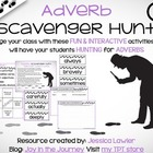 Adverb Scavenger Hunt