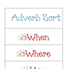 Adverb Sort