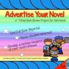 Advertising Your Novel A Pamphlet Book Review Project for