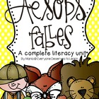 Aesop's Fables Literacy Unit