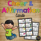 Affirmation and Cheer Cards