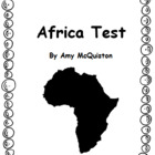 Africa Test