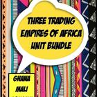 Africa Trading Empire Unit Bundle Ghana, Mali, Songhai