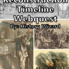 African American History: The Rise and Fall of Jim Crow Webquest