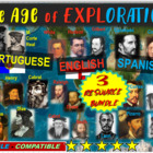 Age of Exploration: Mapping Early Explorers
