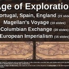 Age of Exploration! (PART 1: PORTUGAL, SPAIN, ENGLAND) vis