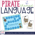 Pirate Language Activities!