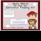 Ahoy Mates Sentence Reading Kit