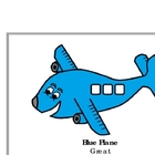 Airplane Themed Behavior Clip Chart AND Take Home Behavior Chart