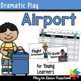 Airport - Dramatic Play Center