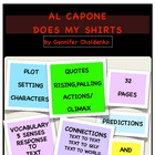 Al Capone Does My Shirts Student Worksheets