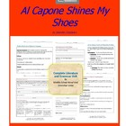 Al Capone Shines My Shoes Complete Literature and Grammar Unit