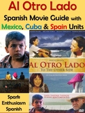 Al Otro Lado Video Guide in Spanish and English! (65 pages)