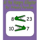 Greater Than, Less Than Rhyme: Al the Hungry Alligator