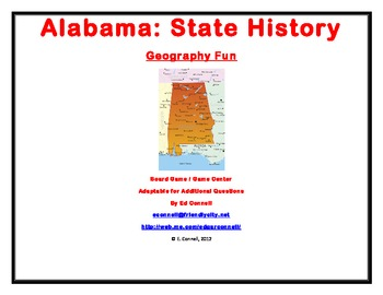 Alabama Board Game