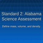 Alabama Science Assessment Grade 5 Standard 2