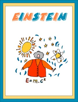 Albert Einstein Thematic Unit