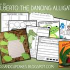 Alberto the Dancing Alligator Activity Pack