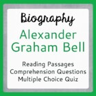 Alexander Graham Bell - Informational Texts and Lots of Ac