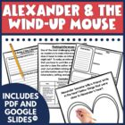 Alexander and the Wind-Up Mouse Guided Reading Unit by Leo Lionni