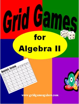 Algebra II Grid Games