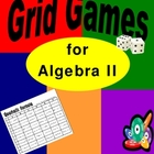 Algebra II GridGames