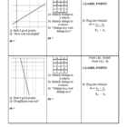 Algebra:  Introductions to the Coordinate Plane and Slope