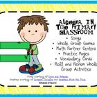 Algebra in the Primary Classroom