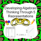 Algebraic Reasoning / Problem Solving Using Representations