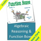 Algebraic Reasoning and Function Boxes