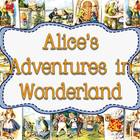 Alice&#039;s Adventures in Wonderland Teacher Pack