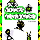 Alien Invasion- Matching Game