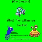 Alien Suffix Invasion!