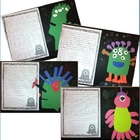 Alien Writing Craftivity