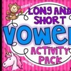 All 5 Vowel Packs :)