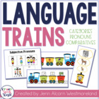 All Aboard!  Activities for Speech & Language Therapy