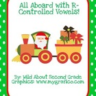 All Aboard With R-Controlled Vowels-Games and Activities-