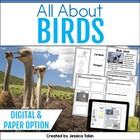 All About Birds (Nonfiction Unit)