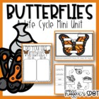 All About Butterflies {A Mini Unit}