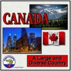 All About Canada PowerPoint Presentation