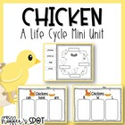 All About Chickens {A Mini Unit}