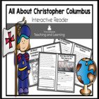All About Christopher Columbus: An Informational Text Inte