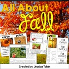 All About Fall {Pumpkins, Apples, and Fall E.L.A}