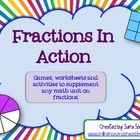All About Fractions In Action!