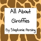 All About Giraffes Unit